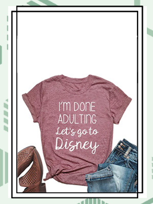 im done adulting im going to disney