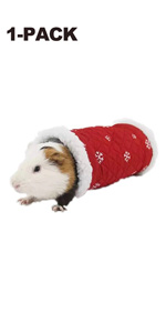 Warm guinea pig tube
