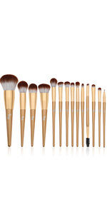 Complete Makeup Brushes