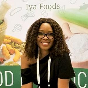 Founder iya foods