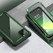 i-Blason Ares Clear Case for iPhone 11 Pro Max 6.5 2019