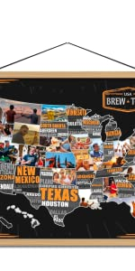 Beer-themed Photomap