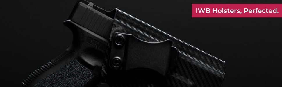 Concealment Express - IWB Holsters, Perfected.