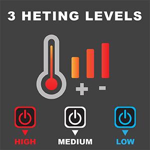 3 Heating Mode
