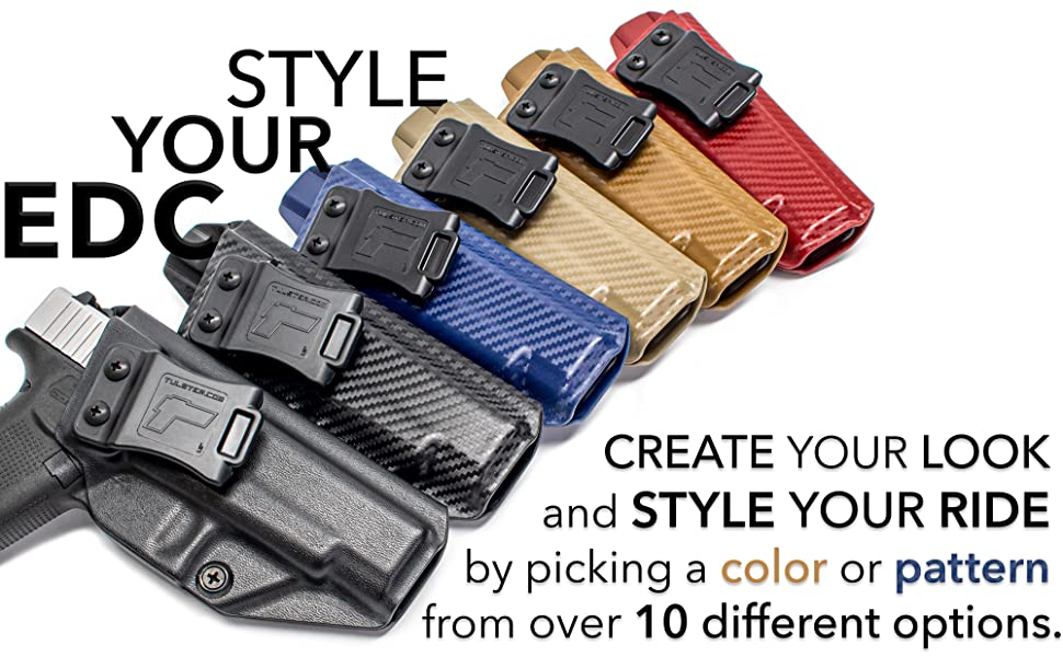 style edc profile holster