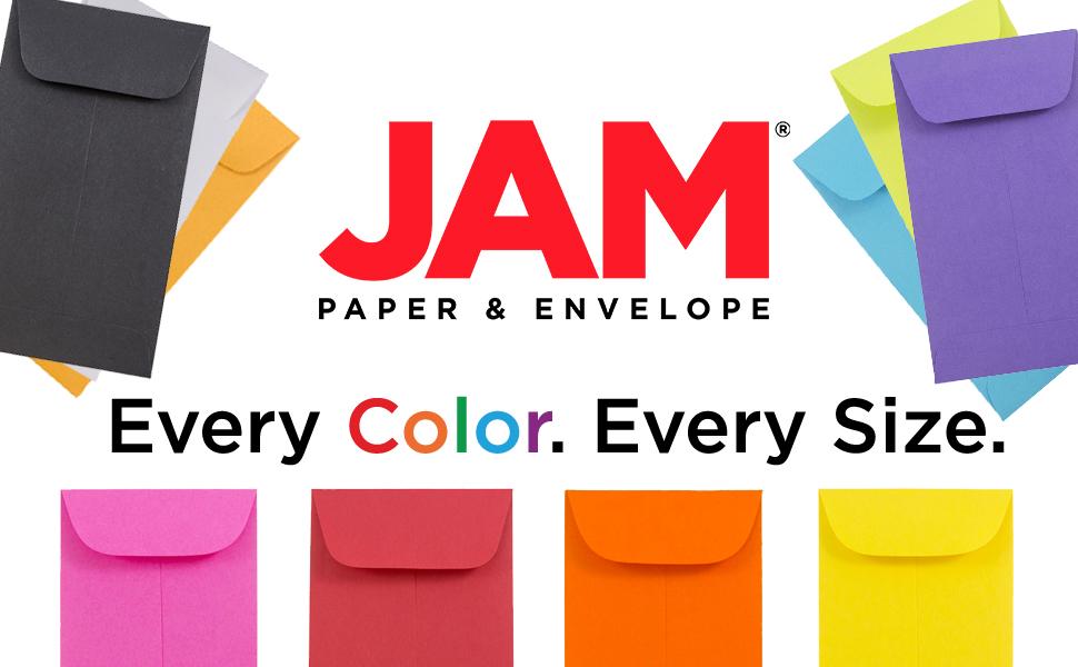 jam paper #6 coin envelope