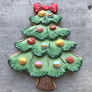 Reference Graph of Christmas Tree Cookie.
