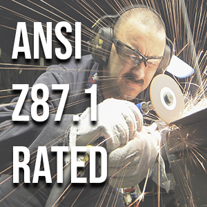 ANSI Z87.1 Safety Rated Bifocal Sunglass Readers