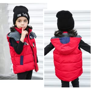 warm vest winter jacket
