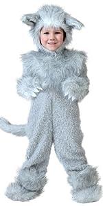 wolf, costume
