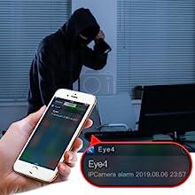 camera motion detection