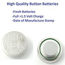 LR44 Battery AG13 Battery L1154F Battery