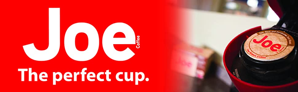 Joe Knows Coffee. The perfect cup. Dark, bold, rich, smooth, medium roast. Ground coffee