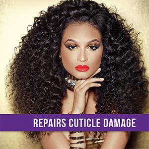 repairs cuticle damage