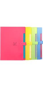 4色文件夹