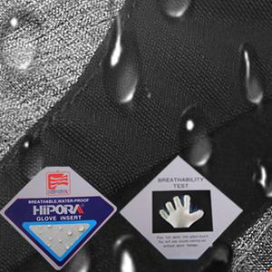 Waterproof & Breathable