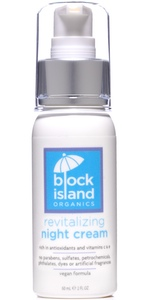 Block Island Organics Organic Revitalizing Night Cream