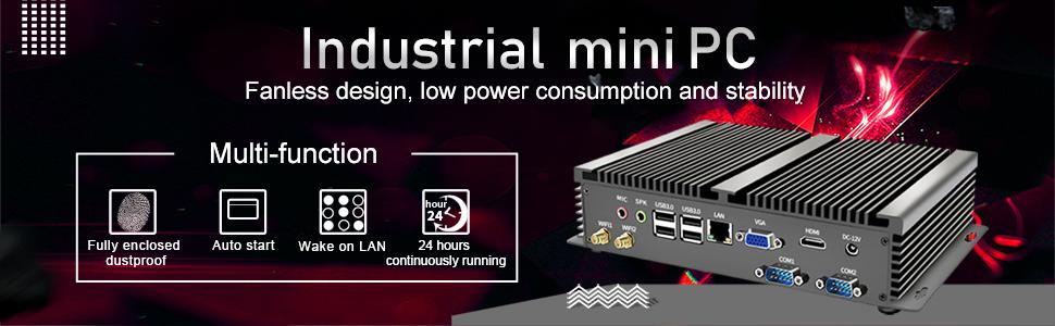 industrial mini PC