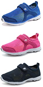 Boys & Girls Water Shoes Quick Drying Sports Aqua Athletic Sneakers Lightweight Sport Shoes