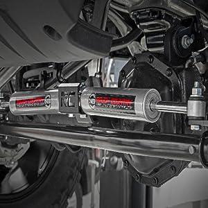 Dual Stabilizer Jeep Wrangler