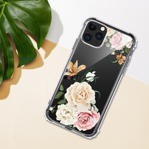 iPhone 11 pro max case floral
