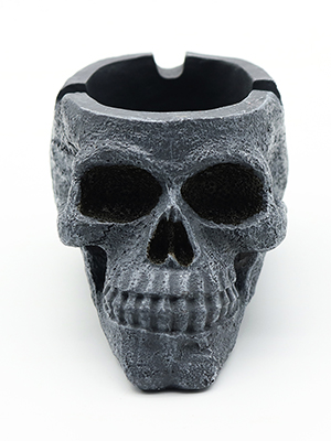 Desktop Smoking Ash Tray for Home Office Decoration
