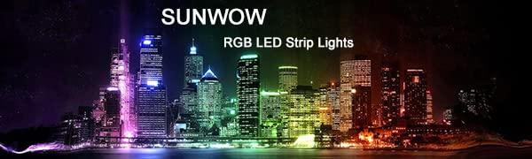 RGB Strip Lights