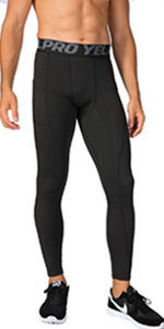 lavento men's compression leggings tights