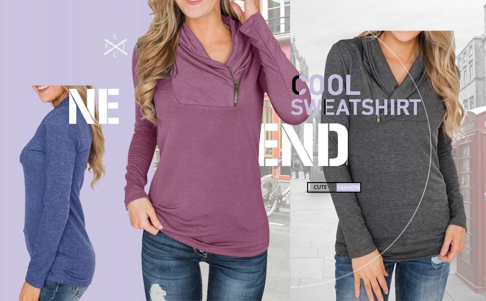 fall sweatershirt for women trendy womens fall top blouses fall tops for women 2019