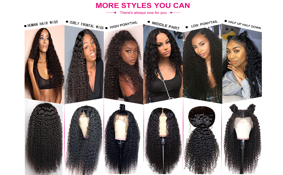 More styles you can
