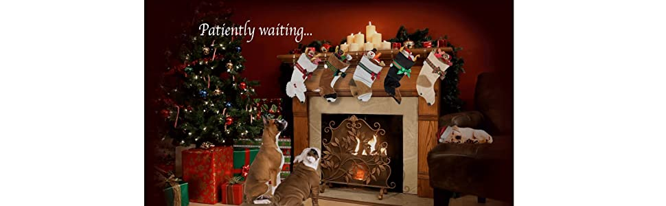 Hearth Hounds Holiday Dog Stockings