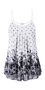 chiffon blouse tank tops for women