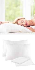 Bamboo Pillowcases Set