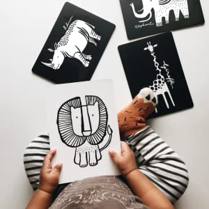 cute, art card, baby, infant, learning, education, black and white