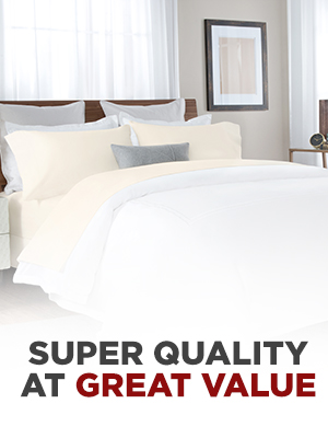 Bed Sheets Set Sheets Microfiber Super Soft 1800 Thread Count Luxury Egyptian Sheets 16-Inch Deep