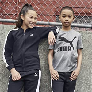puma, puma boys, boys clothes, puma clothes, boys tees, boys shorts, boys sweatshirt, kids clothes
