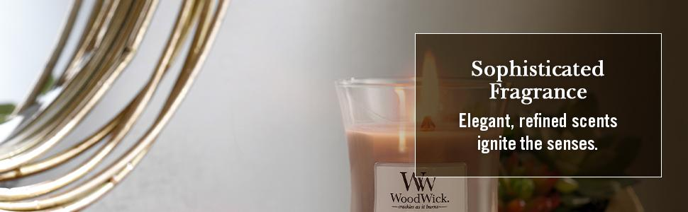 large scented candles with Elegant, refined scents ignite the senses