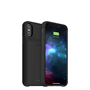 Mophie Juice Pack Access Ultra Slim Wireless Battery Case Made For Apple Iphone Xs Iphone X 2 000mah Black 401002827 Mophie is known for its smartphone battery cases, which provide you with a way to keep an iphone battery topped off while not having to worry about carrying around a large portable usb battery. yoybuy