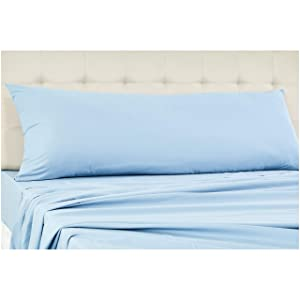 AmazonBasics Ultra-Soft Body Pillowcase