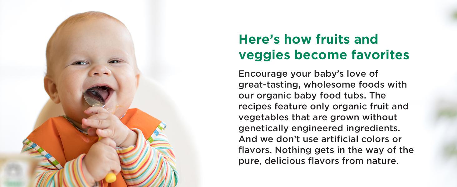 Satisfaction, Sweet Potatoes,snap lid,  Non-BPA packaging, USDA-Certified Organic, Certified Organic