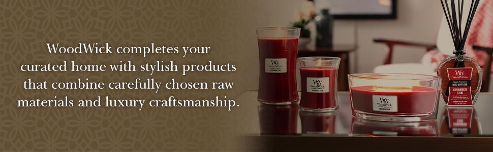 woodwick scented candles and aroma diffusers