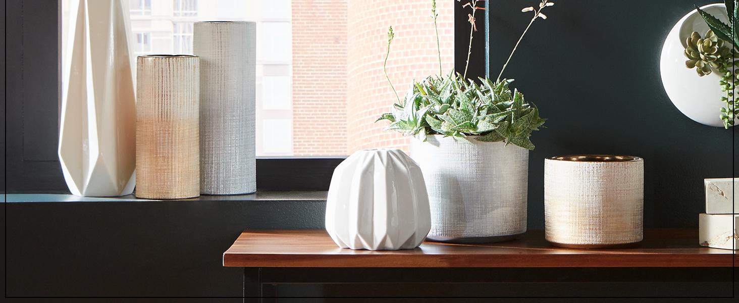 Coasters, painted, decorative, ceramics, stoneware, bowl, small, medium, large, display, planter