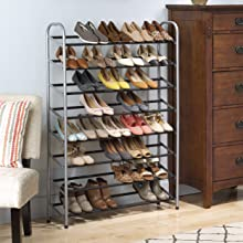 shoes, shoe storage, shoe rack, shoe organization, closet storage, shoe shelf, shoe shelves