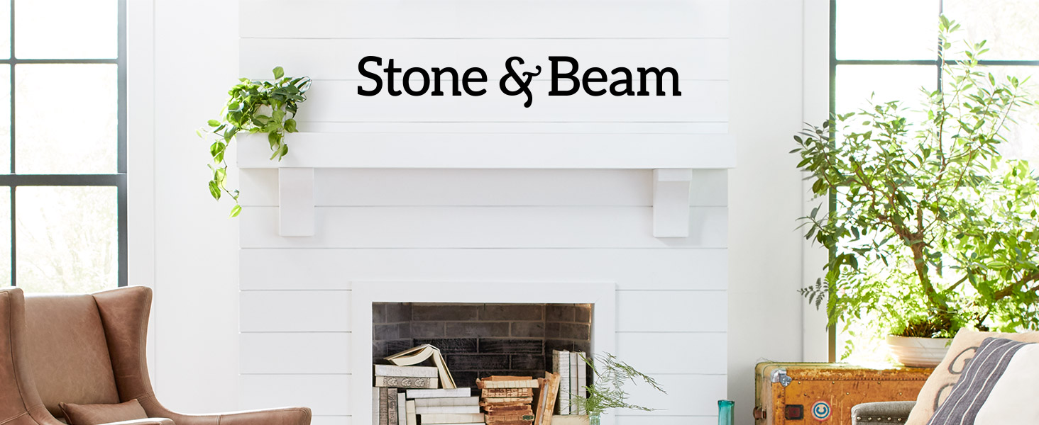 Stone and Beam, farmhouse, mid-century, sofa, upholstery, comfortable, chair, ottoman, sectional