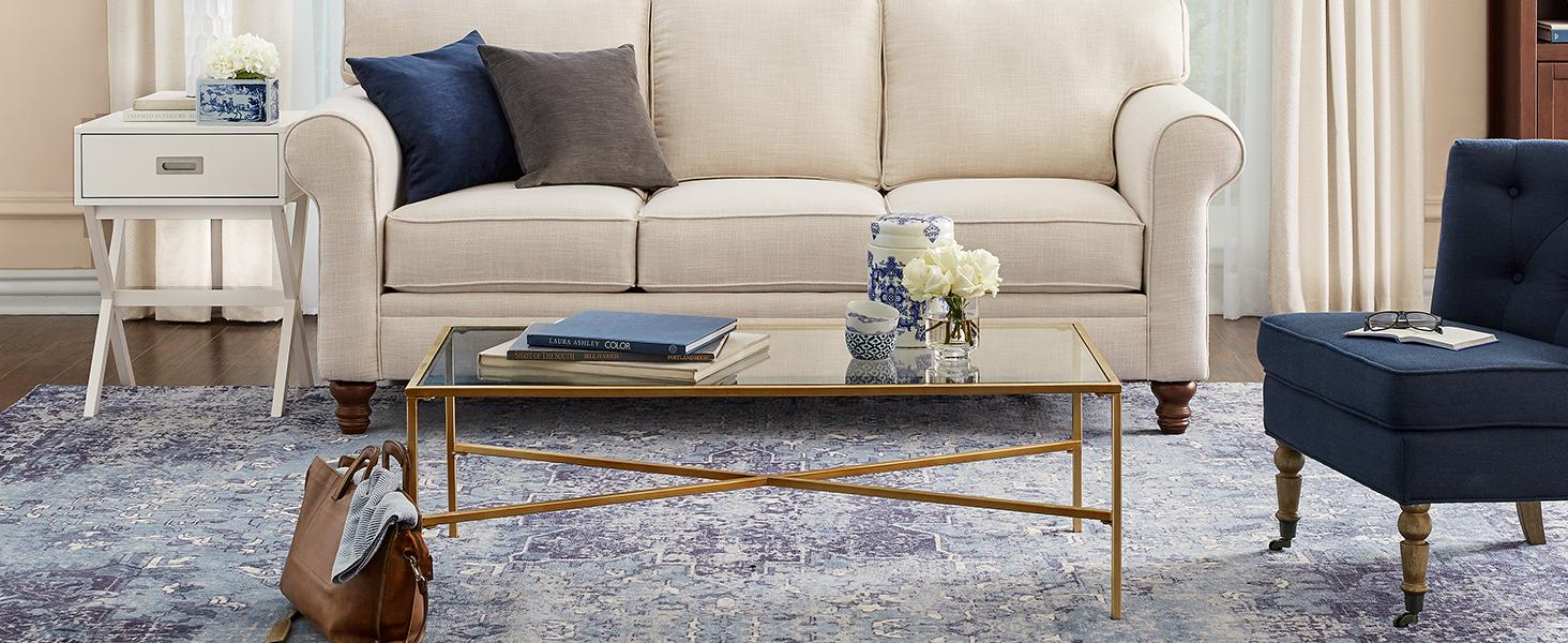 Ravenna Home furniture sofa chair lighting lamp tufted bar stools classic casual