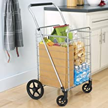 shopping carts, laundry cart, fold up cart, basket wheels, trolley cart, wire cart, utility cart