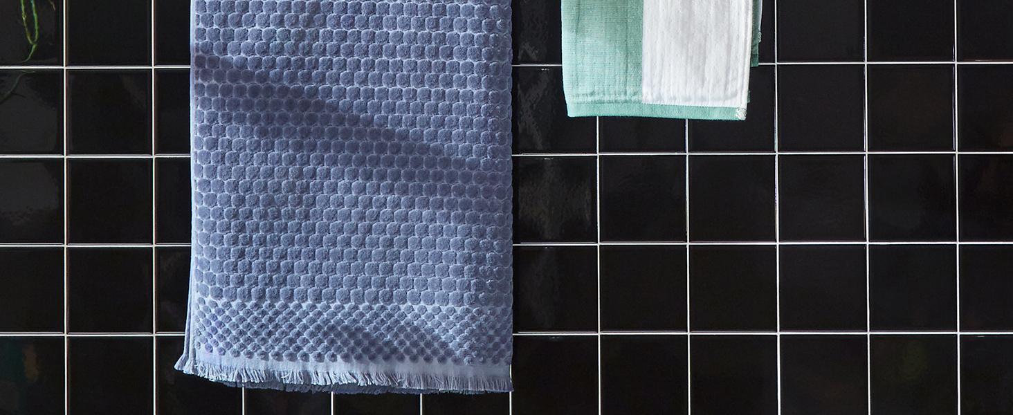 Plush, bath towels, hand towels, luxury, cotton, pattern, Egyptian cotton
