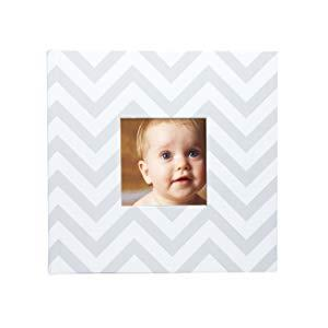 chevron photo album