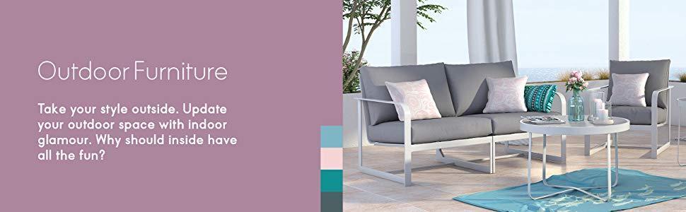 Elle Decor, Outdoor Furniture