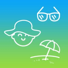 Practice total sun safety and wear protective hats and clothing in addition to a sunscreen with SPF